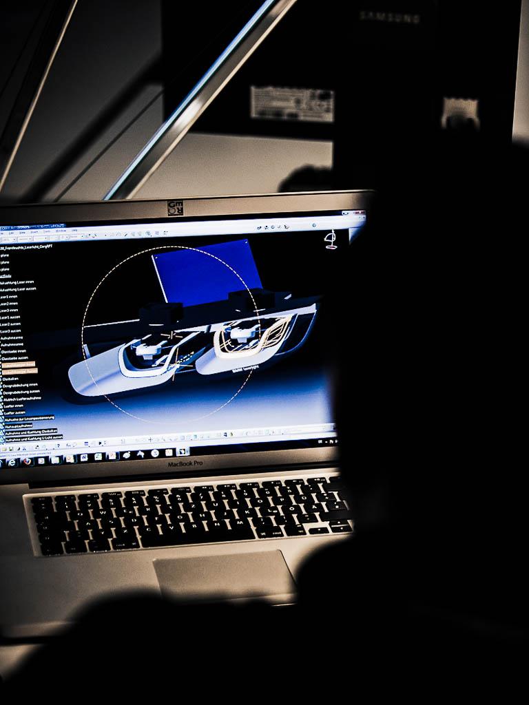 computerunterstütztes Konstruieren (CAD)