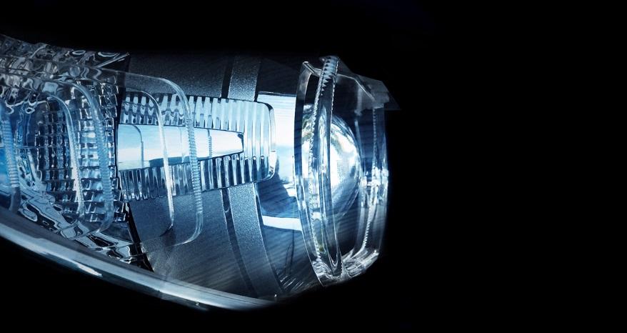 Lichtleiter-Technik